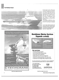 Maritime Reporter Magazine, page 28,  Nov 2004 Indiana
