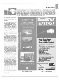 Maritime Reporter Magazine, page 29,  Nov 2004 Connecticut