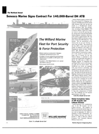 Maritime Reporter Magazine, page 30,  Nov 2004 Rhode Island