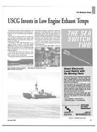 Maritime Reporter Magazine, page 33,  Nov 2004 Dave Stith