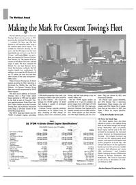 Maritime Reporter Magazine, page 38,  Nov 2004 Leendert Muller
