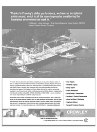 Maritime Reporter Magazine, page 43,  Nov 2004 Escort