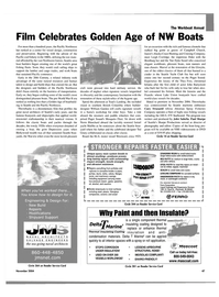 Maritime Reporter Magazine, page 45,  Nov 2004 southern British Columbia