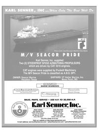 Maritime Reporter Magazine, page 3,  Nov 2004 Louisiana