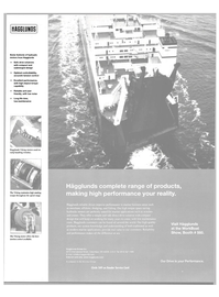 Maritime Reporter Magazine, page 49,  Nov 2004 drive solutions