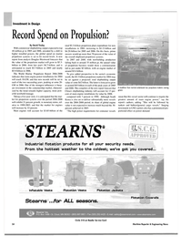 Maritime Reporter Magazine, page 54,  Nov 2004 Top 40