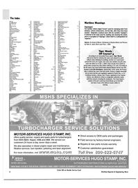 Maritime Reporter Magazine, page 4,  Nov 2004 Arizona