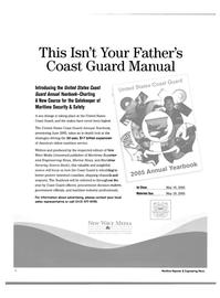 Maritime Reporter Magazine, page 8,  Dec 2004 America