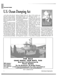 Maritime Reporter Magazine, page 10,  Dec 2004