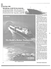 Maritime Reporter Magazine, page 24,  Dec 2004 NCR