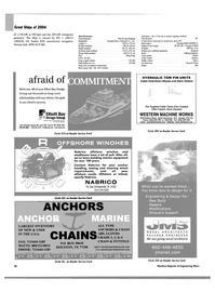 Maritime Reporter Magazine, page 28,  Dec 2004 marine equipment