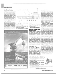Maritime Reporter Magazine, page 32,  Dec 2004 self-contained steel framework
