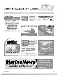 Maritime Reporter Magazine, page 43,  Dec 2004