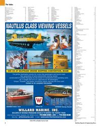 Maritime Reporter Magazine, page 8,  Mar 2, 2005
