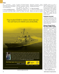 Maritime Reporter Magazine, page 14,  Mar 2, 2005 Steering Committee