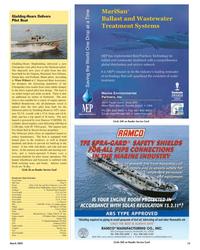 Maritime Reporter Magazine, page 15,  Mar 2, 2005