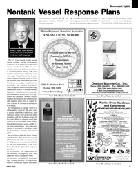 Maritime Reporter Magazine, page 17,  Mar 2, 2005 law