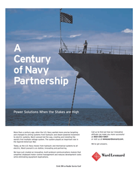 Maritime Reporter Magazine, page 2nd Cover,  Mar 2, 2005 multi-protocol communications module
