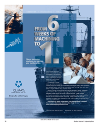 Maritime Reporter Magazine, page 20,  Mar 2, 2005