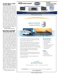 Maritime Reporter Magazine, page 21,  Mar 2, 2005