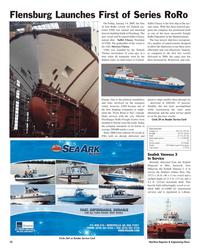 Maritime Reporter Magazine, page 22,  Mar 2, 2005
