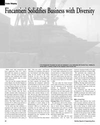 Maritime Reporter Magazine, page 24,  Mar 2, 2005 Giuseppe Bono