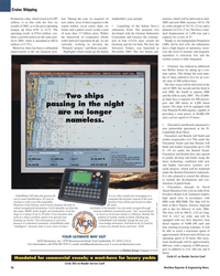 Maritime Reporter Magazine, page 26,  Mar 2, 2005 Italian Navy