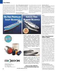 Maritime Reporter Magazine, page 28,  Mar 2, 2005 International Council of Cruise Lines/Conservation International