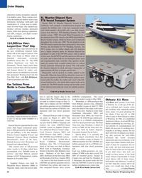 Maritime Reporter Magazine, page 34,  Mar 2, 2005