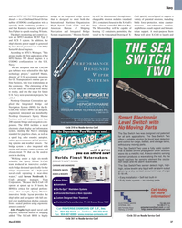 Maritime Reporter Magazine, page 37,  Mar 2, 2005