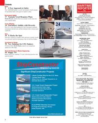 Maritime Reporter Magazine, page 2,  Mar 2, 2005