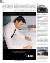Maritime Reporter Magazine, page 38,  Mar 2, 2005