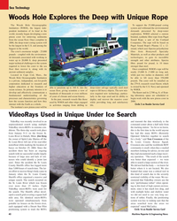Maritime Reporter Magazine, page 40,  Mar 2, 2005 Woods Hole