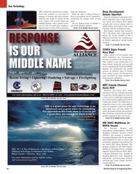 Maritime Reporter Magazine, page 46,  Mar 2, 2005