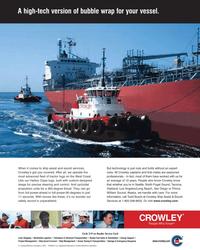 Maritime Reporter Magazine, page 3,  Mar 2, 2005 Todd Busch