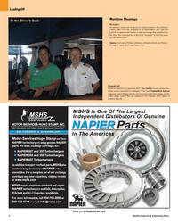 Maritime Reporter Magazine, page 4,  Mar 2, 2005