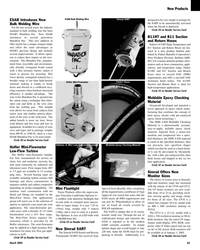 Maritime Reporter Magazine, page 63,  Mar 2, 2005 Mini-Flowmeter Optimax Jr.