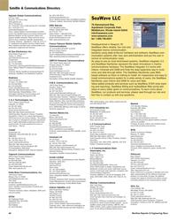 Maritime Reporter Magazine, page 66,  Mar 2, 2005 GPS