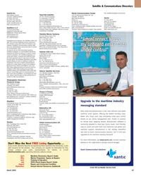Maritime Reporter Magazine, page 67,  Mar 2, 2005
