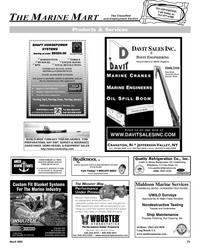Maritime Reporter Magazine, page 73,  Mar 2, 2005 New York
