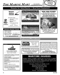 Maritime Reporter Magazine, page 76,  Mar 2, 2005 Oregon