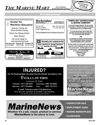 Maritime Reporter Magazine, page 80,  Mar 2, 2005 New Jersey