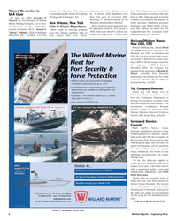Maritime Reporter Magazine, page 8,  May 2005