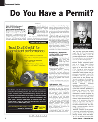 Maritime Reporter Magazine, page 10,  May 2005 United States Navy
