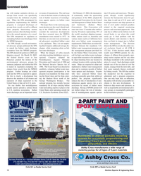 Maritime Reporter Magazine, page 12,  May 2005 Nonindigenous Aquatic Nuisance Prevention