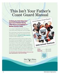 Maritime Reporter Magazine, page 16,  May 2005 U R L O C A L S A