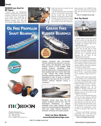 Maritime Reporter Magazine, page 20,  May 2005