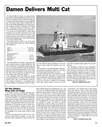 Maritime Reporter Magazine, page 23,  May 2005