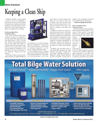 Maritime Reporter Magazine, page 28,  May 2005 oil-in-water-monitor