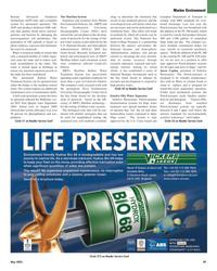 Maritime Reporter Magazine, page 29,  May 2005 PetroLiminator